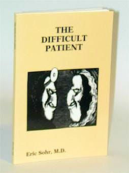 Portada del libro 9780940780279 The Difficult Patient