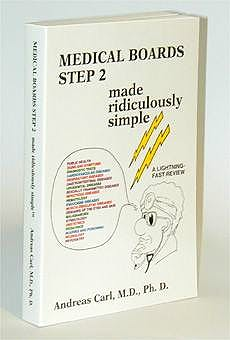 Portada del libro 9780940780286 Medical Boards Step 2