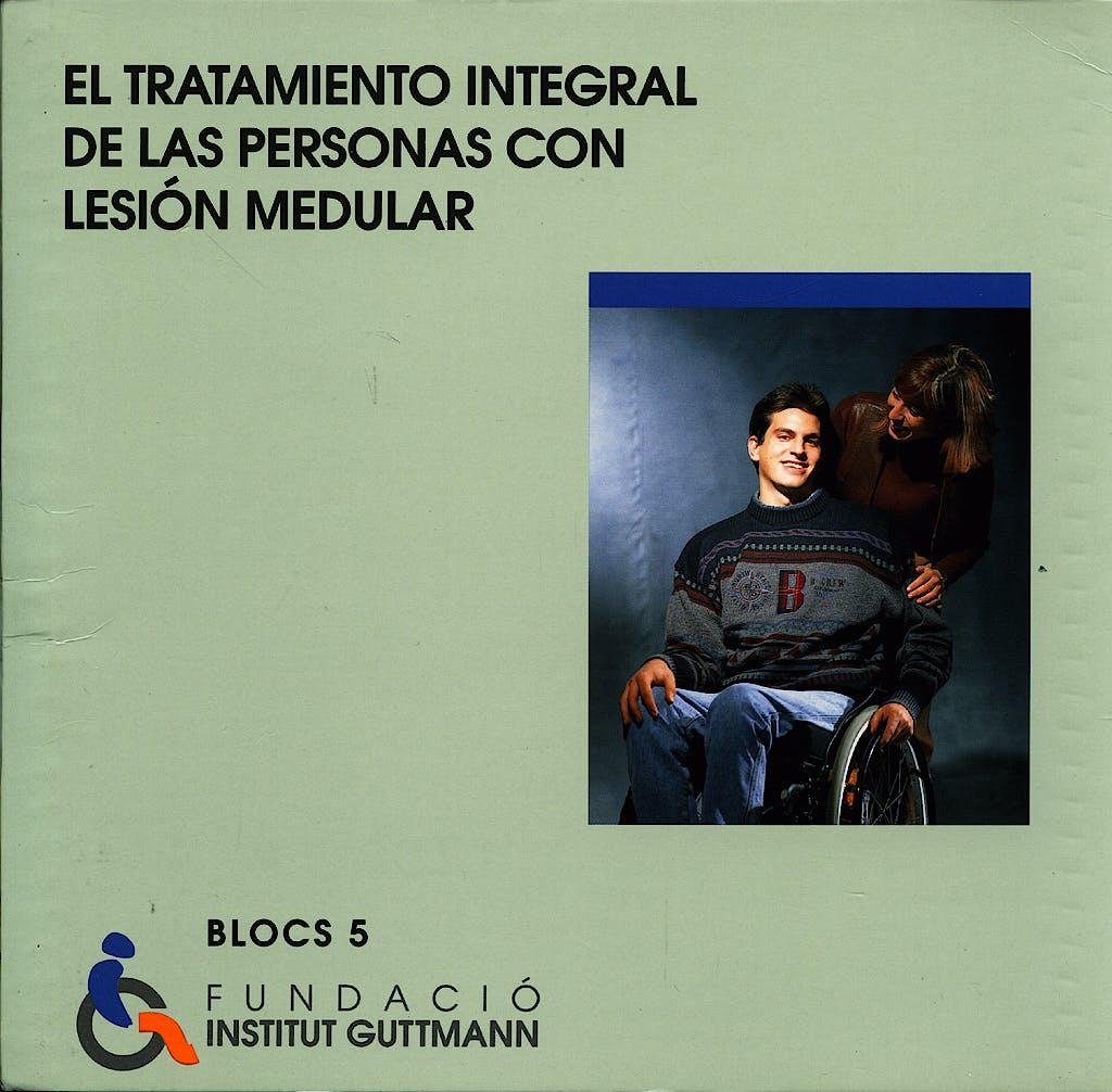 Portada del libro 9780946640201 El Tratamiento Integral de las Personas con Lesion Medular