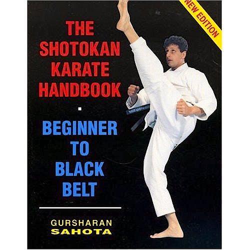Portada del libro 9780952463801 The Shotokan Karate Handbook: Beginner to Black Belt