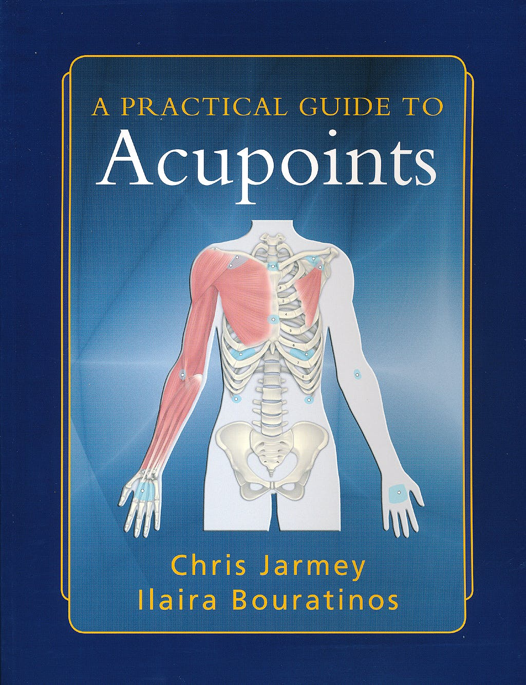 Portada del libro 9780954318840 A Practical Guide to Acupoints
