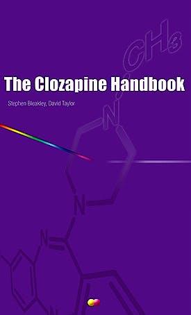 Portada del libro 9780956915610 The Clozapine Handbook