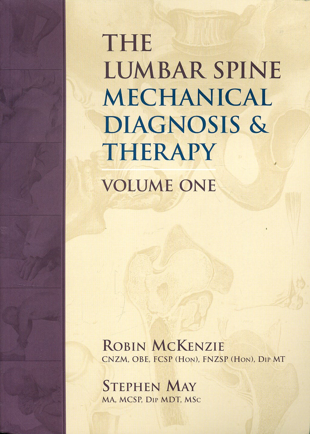 Portada del libro 9780958364751 The Lumbar Spine. Mechanical Diagnosis and Therapy, 2 Vols.