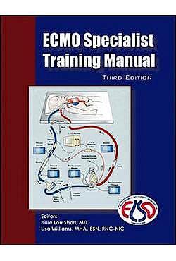 Portada del libro 9780965675635 ECMO Specialist Training Manual