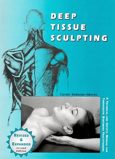 Portada del libro 9780966558524 Deep Tissue Sculpting