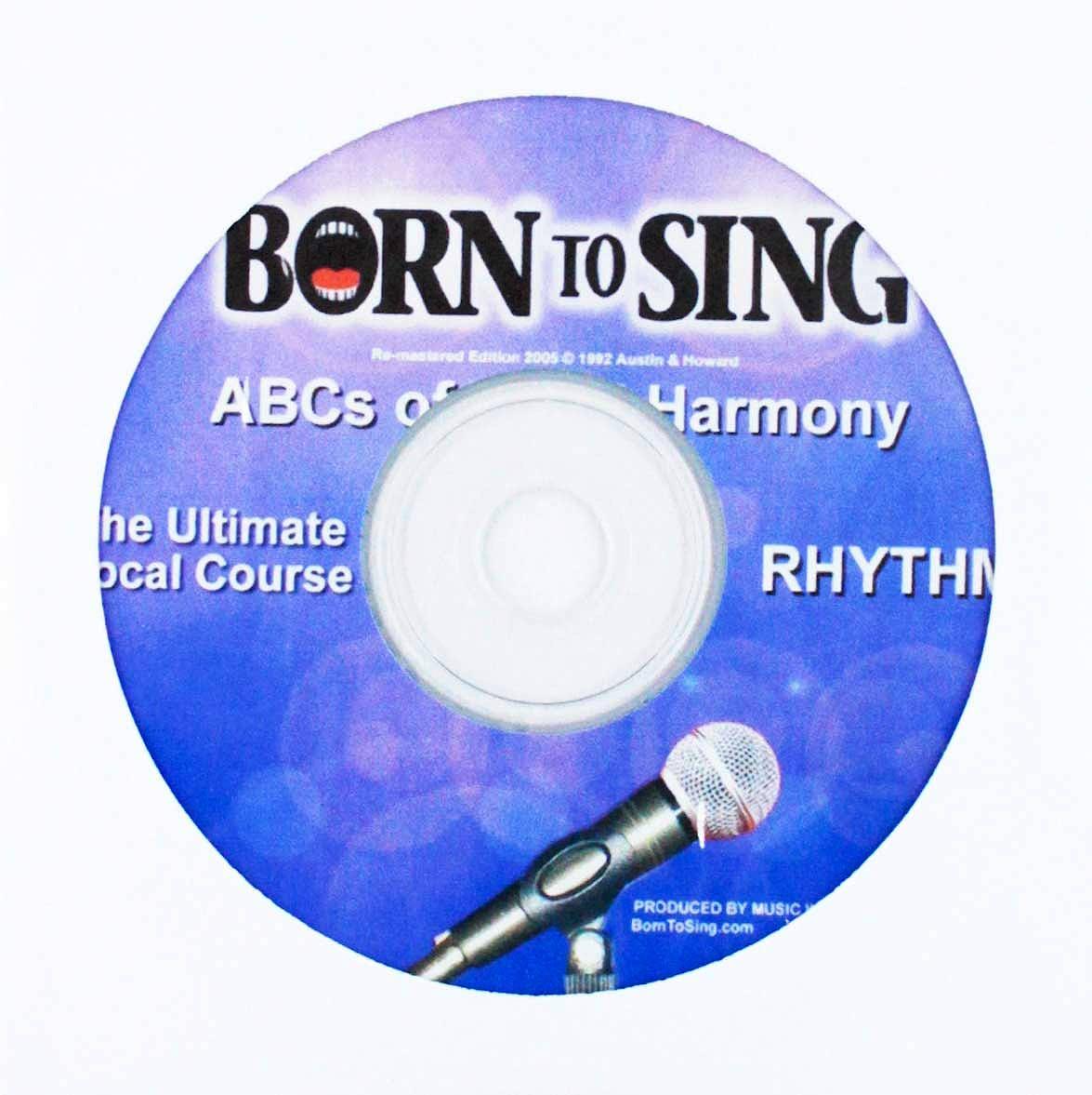 Portada del libro 9780972719438 Born to Sing. Abc's of Vocal Harmony + 4 Cds
