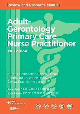 Portada del libro 9780976821335 Adult-Gerontology Primary Care Nurse Practitioner. Review and Resource Manual