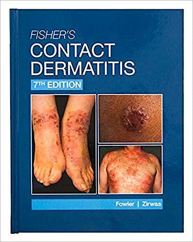 Portada del libro 9780977357116 Fisher's Contact Dermatitis