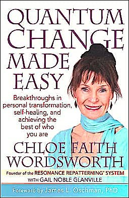 Portada del libro 9780979433405 Quantum Change Made Easy. Breakthroughs in Personal Transformation, Self-Healing and Achieving the Best of Who You Are