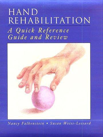 Portada del libro 9780988460607 Hand and Upper Extremity Rehabilitation. a Quick Reference Guide and Review