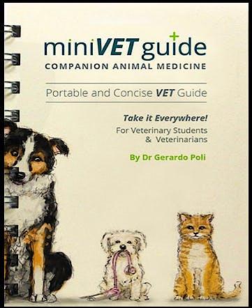 Portada del libro 9780992497200 Minivet Guide: Companion Animal Medicine