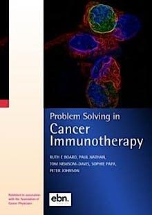Portada del libro 9780995595422 Problem Solving in Cancer Immunotherapy