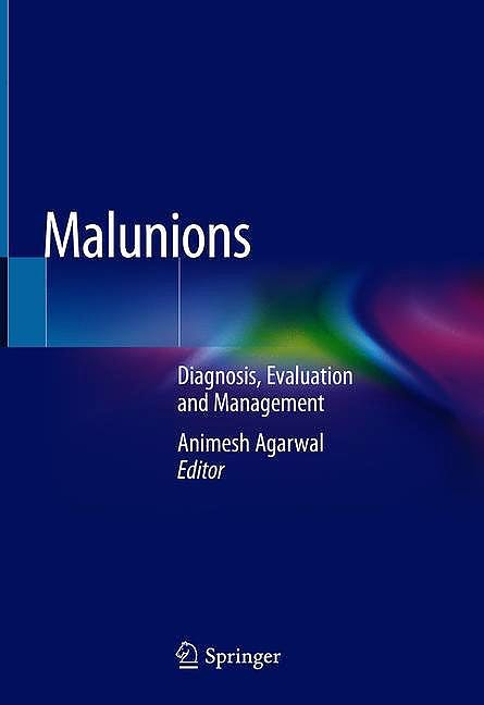 Portada del libro 9781071611227 Malunions. Diagnosis, Evaluation and Management