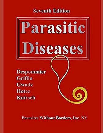 Portada del libro 9781097115907 Parasitic Diseases