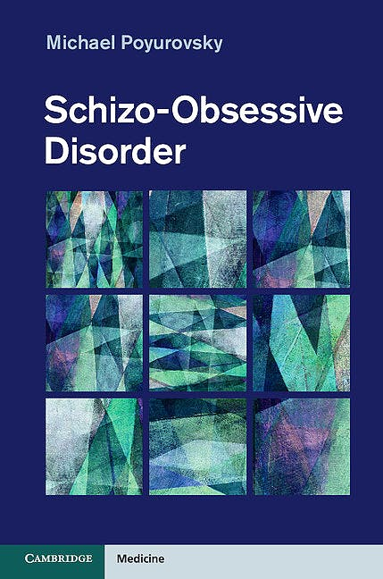 Portada del libro 9781107000124 Schizo-Obsessive Disorder