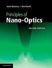 Portada del libro 9781107005464 Principles of Nano-Optics