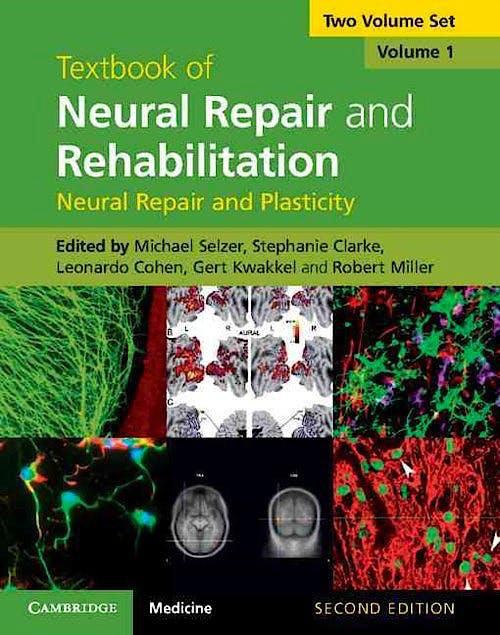Portada del libro 9781107010475 Textbook of Neural Repair and Rehabilitation, 2 Vols.