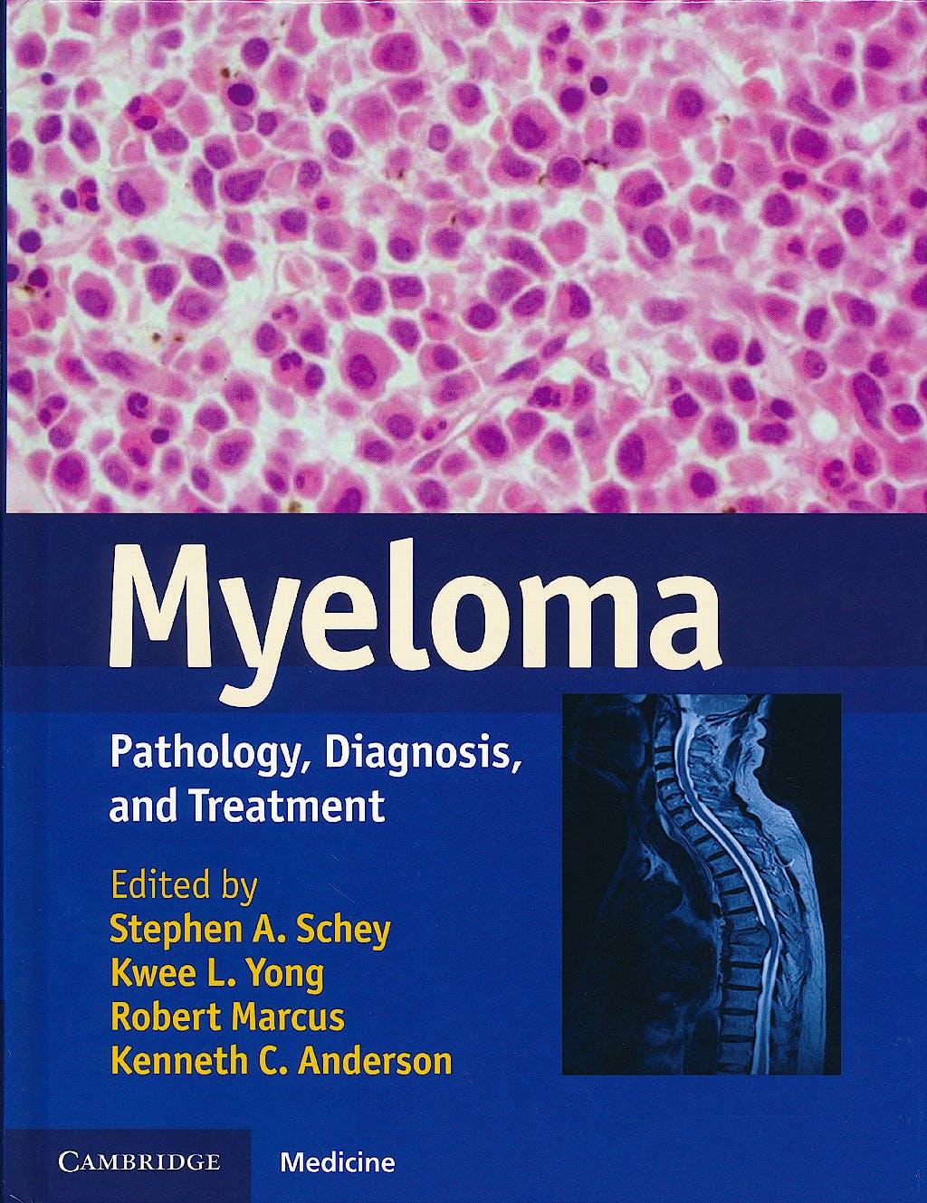 Portada del libro 9781107010574 Myeloma. Pathology, Diagnosis and Treatment