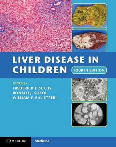 Portada del libro 9781107013797 Liver Disease in Children