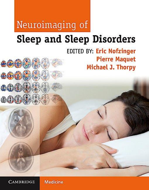 Portada del libro 9781107018631 Neuroimaging of Sleep and Sleep Disorders