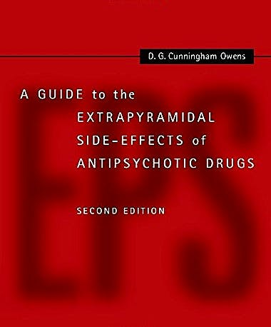 Portada del libro 9781107022867 A Guide to the Extrapyramidal Side-Effects of Antipsychotic Drugs