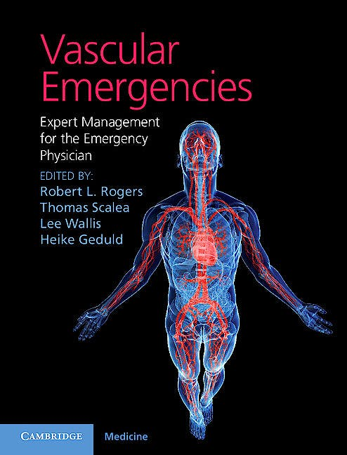 Portada del libro 9781107035027 Vascular Emergencies. Expert Management for the Emergency Physician