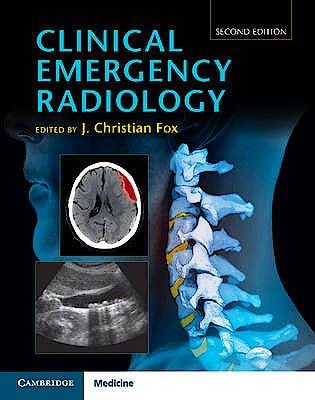 Portada del libro 9781107065796 Clinical Emergency Radiology
