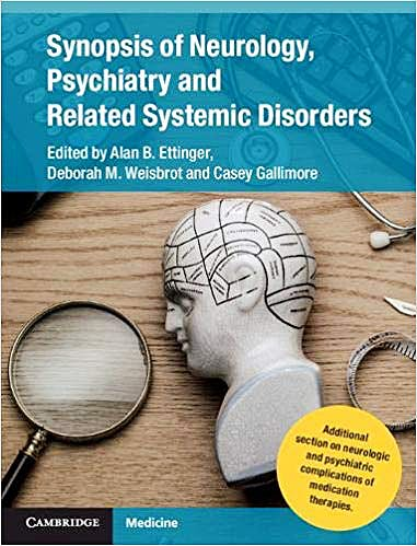 Portada del libro 9781107069565 Synopsis of Neurology, Psychiatry and Related Systemic Disorders