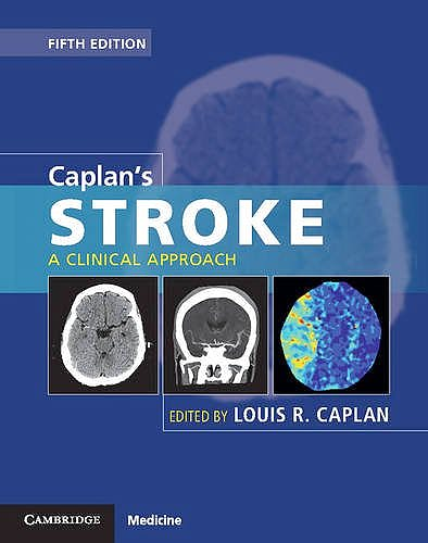 Portada del libro 9781107087293 Caplan's Stroke. A Clinical Approach