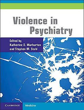 Portada del libro 9781107092198 Violence in Psychiatry