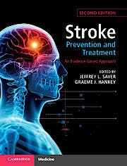 Portada del libro 9781107113145 Stroke Prevention and Treatment. An Evidence-Based Approach