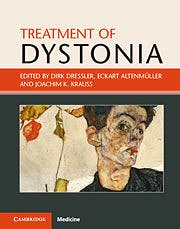 Portada del libro 9781107132863 Treatment of Dystonia