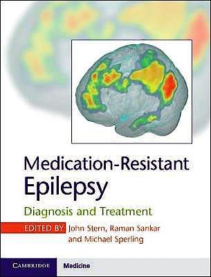 Portada del libro 9781107139886 Medication-Resistant Epilepsy. Diagnosis and Treatment