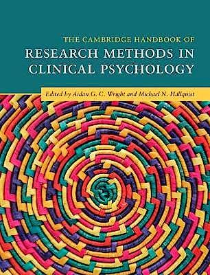 Portada del libro 9781107189843 The Cambridge Handbook of Research Methods in Clinical Psychology