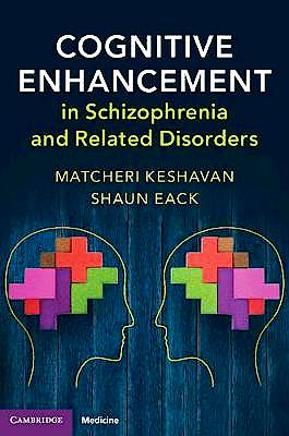 Portada del libro 9781107194786 Cognitive Enhancement in Schizophrenia and Related Disorders