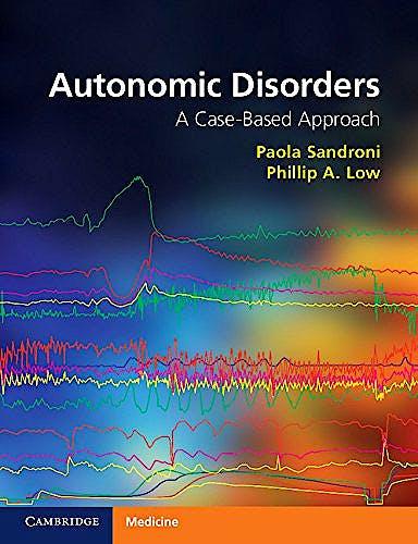 Portada del libro 9781107400443 Autonomic Disorders. a Case-Based Approach