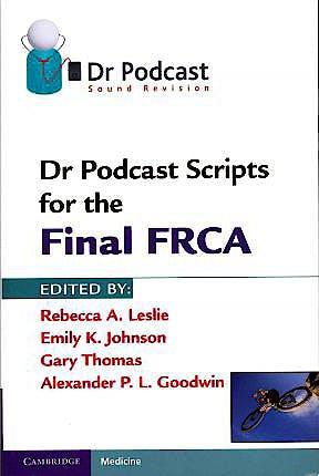 Portada del libro 9781107401006 Dr Podcast Scripts for the Final Frca