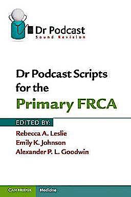 Portada del libro 9781107401013 Dr Poscast Scripts for the Primary Frca