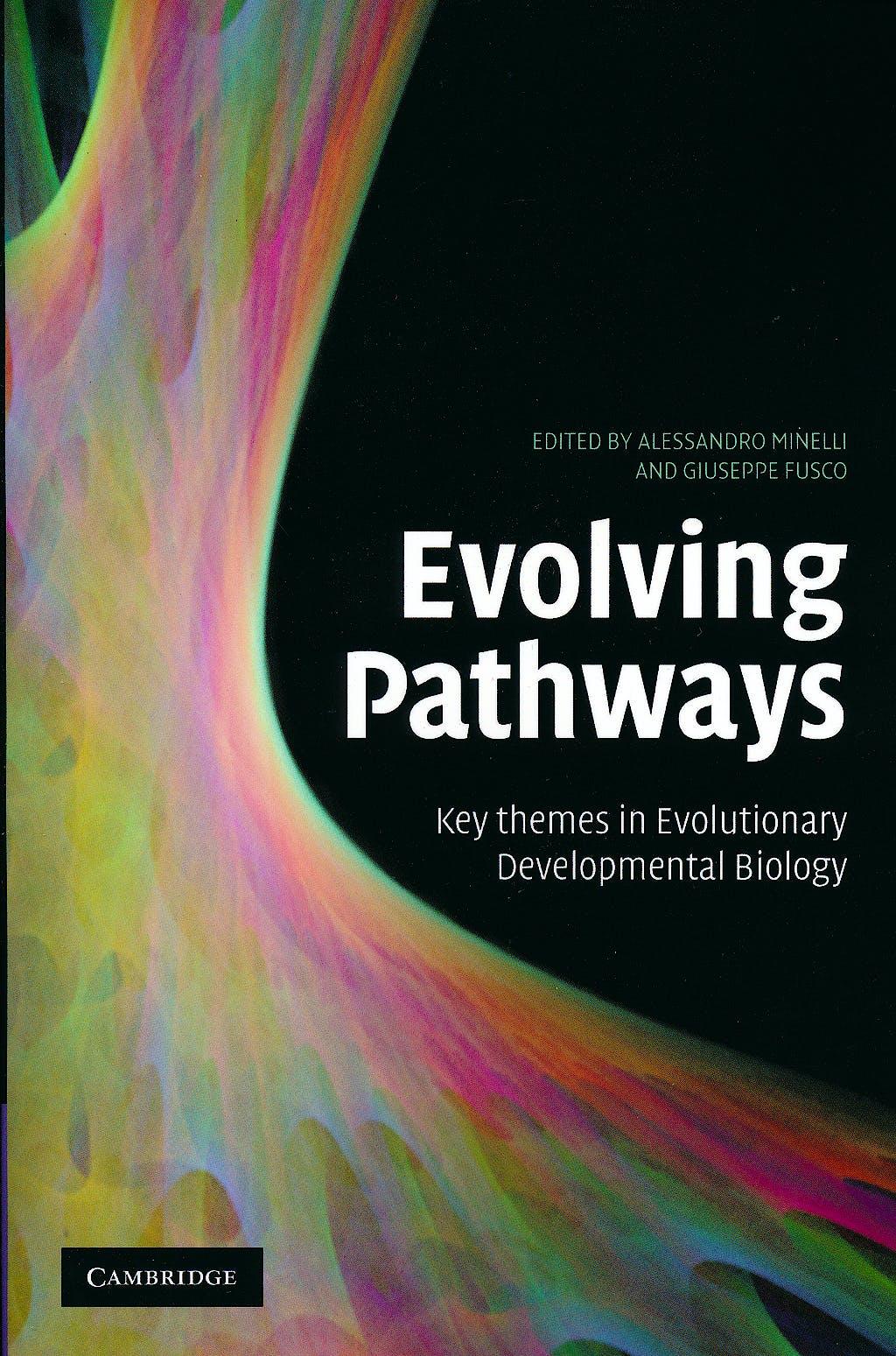 Portada del libro 9781107405455 Evolving Pathways: Key Themes in Evolutionary Developmental Biology