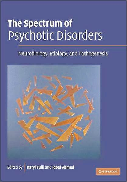 Portada del libro 9781107406407 The Spectrum of Psychotic Disorders