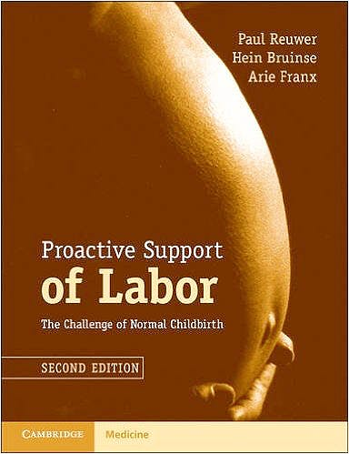 Portada del libro 9781107426580 Proactive Support of Labor. the Challenge of Normal Childbirth