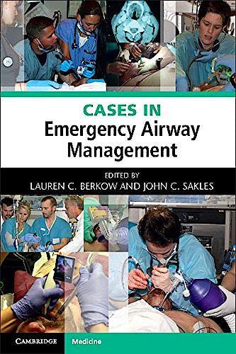 Portada del libro 9781107437449 Cases in Emergency Airway Management