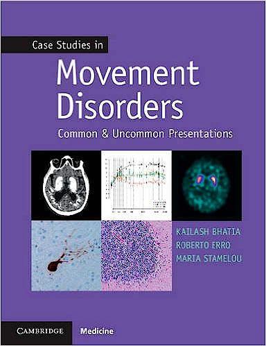 Portada del libro 9781107472426 Case Studies in Movement Disorders. Common and Uncommon Presentations
