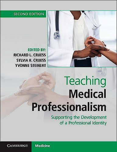 Portada del libro 9781107495241 Teaching Medical Professionalism