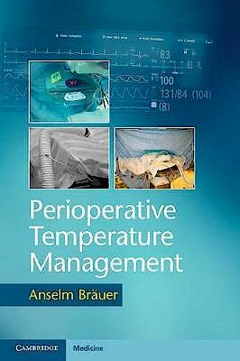 Portada del libro 9781107535770 Perioperative Temperature Management