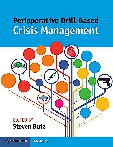 Portada del libro 9781107546936 Perioperative Drill-Based Crisis Management