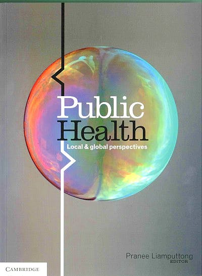 Portada del libro 9781107559592 Public Health. Local And Global Perspectives
