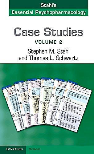 Portada del libro 9781107607330 Stahl's Essential Psychopharmacology. Case Studies, Vol. 2