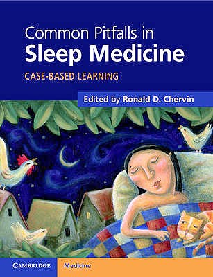 Portada del libro 9781107611535 Common Pitfalls in Sleep Medicine. Case-Based Learning
