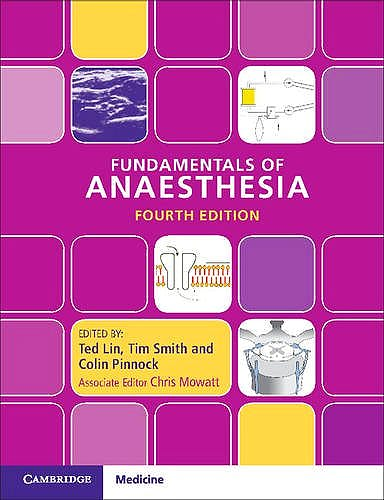 Portada del libro 9781107612389 Fundamentals of Anaesthesia